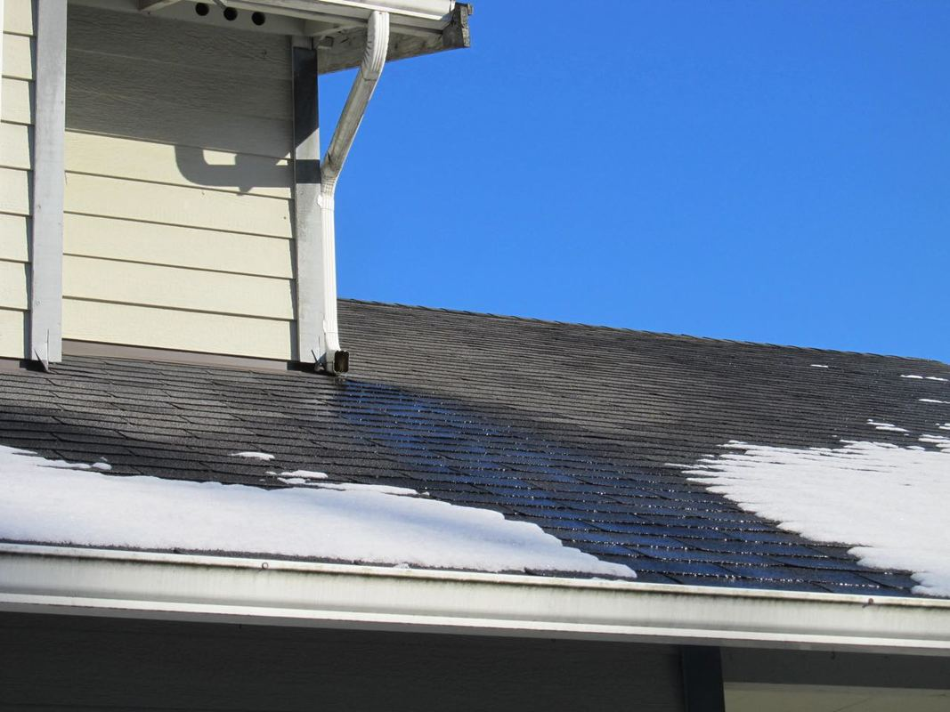 Upper Roof runoff