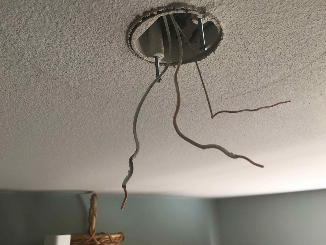 How To Remove A Light Fixture Jovag Home Inspection Llc License 1820